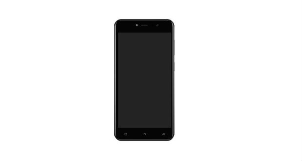 Gionee A1 lite front