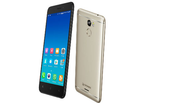 Gionee X1 with Android 7.0, Fingerprint Sensor Launched in India for Rs. 8999