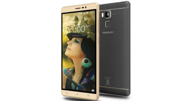 Karbonn Aura Note Play with 6 inch display, fingerprint sensor launched for Rs 7590