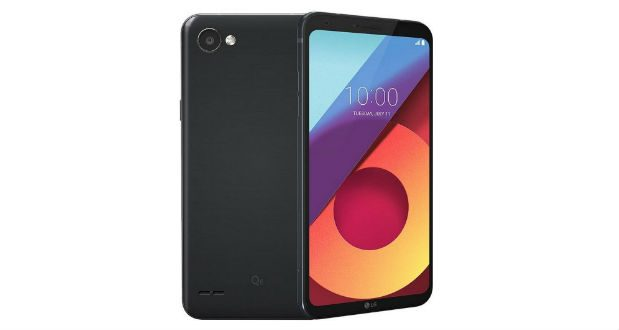 LG Q6 overall