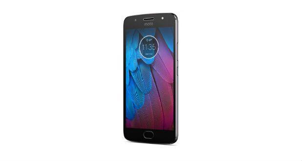 Moto G5S plus Front