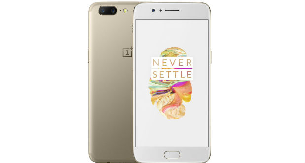 OnePlus 5 Soft Gold Limited Edition launched in India, available starting August 9