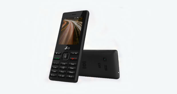 Jio Phone Launched, Booking Starts 24th August From 5.30pm