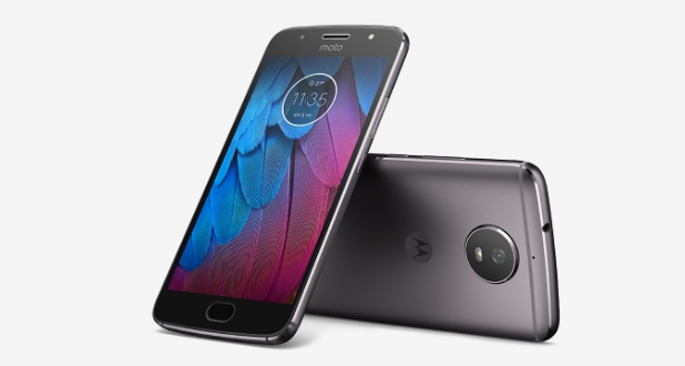 Motorola G5S with fingerprint sensor launched in India for RS 13,999