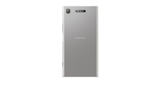 Sony Xperia XZ1 back