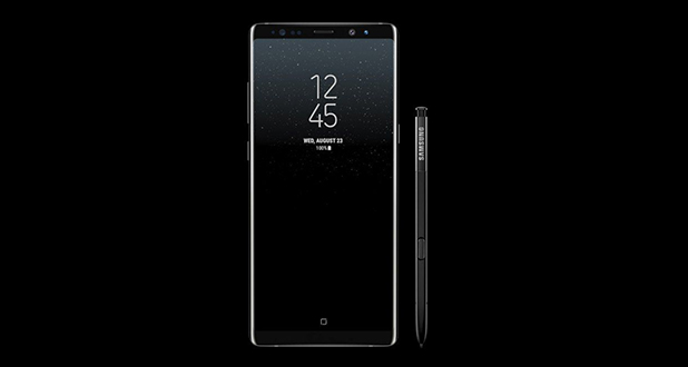 Samsung Galaxy Note 8 featuring Infinity display, dual rear cameras launched in India for Rs. 67900