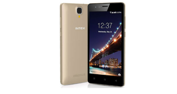 Intex launches Aqua Lions 2 with Android Nougat 7.0 for Rs. 4599