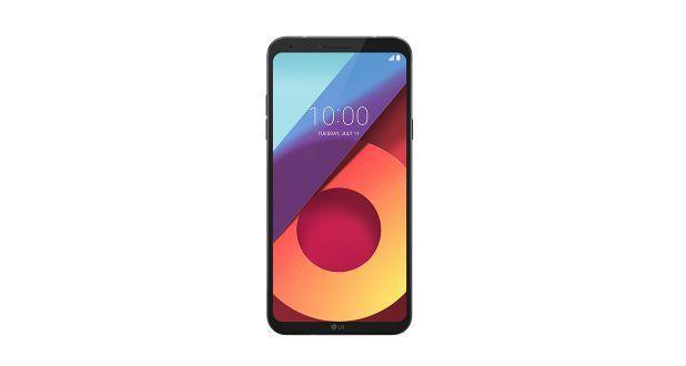 LG Q6 Plus Front