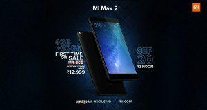 Mi Max 2 Amazon