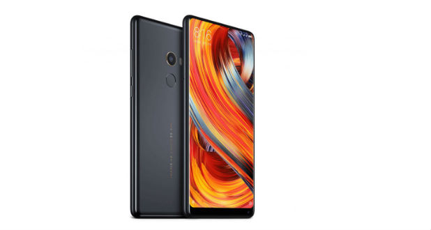 Xiaomi Mi MIX 2 with a 5.99-inch curved display announced: India launch soon