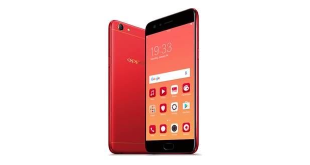 Oppo F3 Diwali Limited Edition with dual front cameras launched in India for Rs. 18990