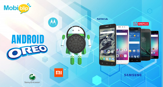 List of Smartphones getting Android Oreo