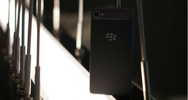 BlackBerry Motion with Android 7.1.1 and 4000 mAh Battery Announced