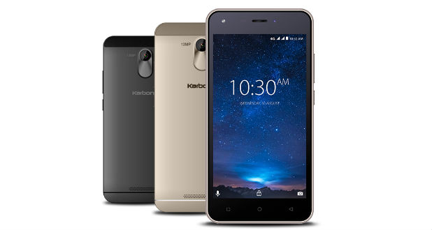 Karbonn Titanium Jumbo Launched at Rs. 6490
