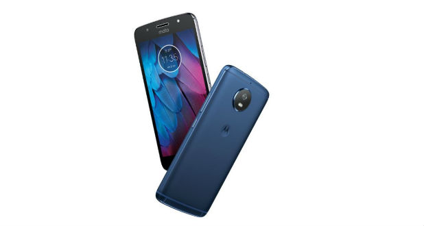 Moto G5S Midnight Blue Color Launched for Rs 14,999