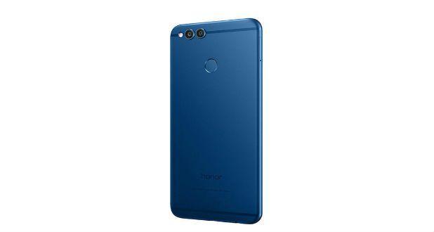 Huawei Honor 7X Back