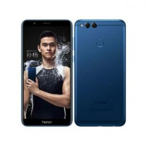 Huawei Honor 7X Overall
