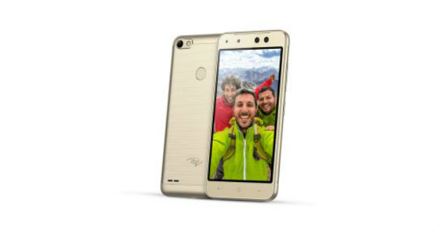 iTel S21 With Fingerprint Sensor Launched For Rs. 5999
