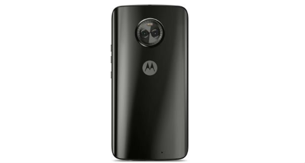 Motorola Moto X4 Back
