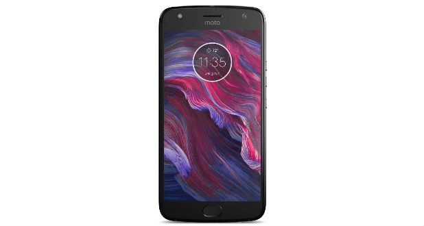 Motorola Moto X4 Front