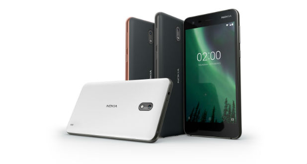 Nokia 2 with 5-inch display announced in India