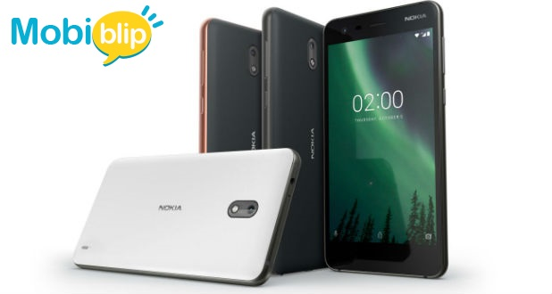 Just In: Nokia 2, The Budget Smartphone