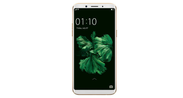 Oppo F5 with 20 MP Front Facing Camera Launched in India
