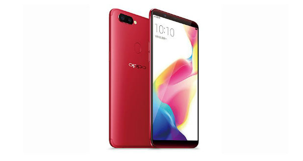 OPPO R11s Plus Front Back