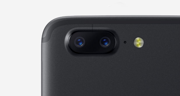 One Plus 5T Back