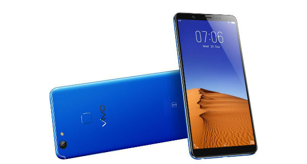 Vivo V7 Plus Launched in India for Rs. 21,990