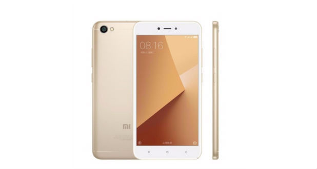 Xiaomi 5A front back