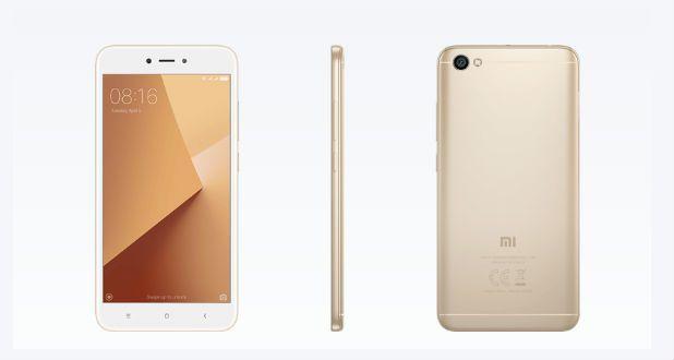 Xiaomi 5A overall