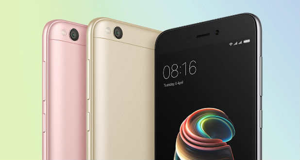 Just In: Xiaomi Redmi 5A launched in India