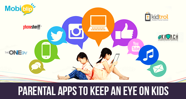 apps to keep an eye on kids