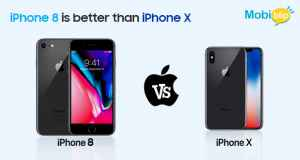 iPhone 8 is better than iPhone X
