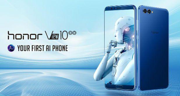 Honor V10 All Set For India