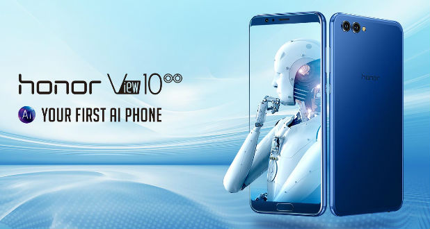 Honor V10 All Set For India