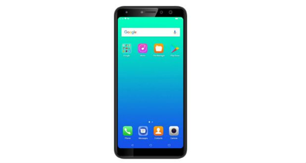 Micromax Canvas Infinity Pro Front