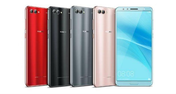 Huawei Nova 2s Coming in India