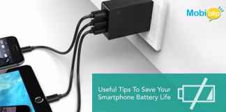 save battery