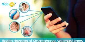 Health Hazards of Smartphones you must know