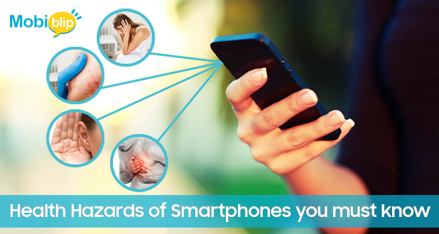 Health Hazards of Smartphones you must know
