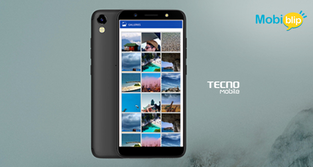 Just In: Tecno Camon i Launched in India