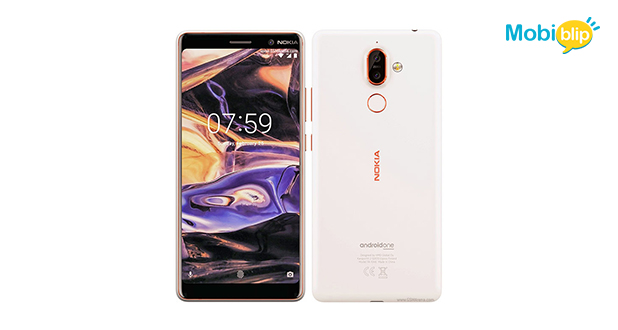 Nokia 7 Plus specifications and images leaked