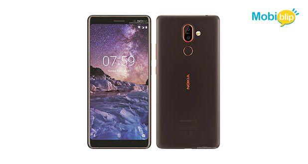 Nokia 7 Plus specifications