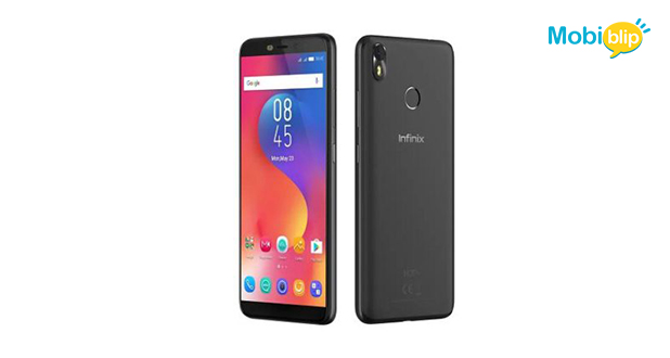 Just In: Infinix Hot S3 with Full View Display Launched