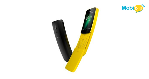MWC 2018: Nokia 8110 4G announced
