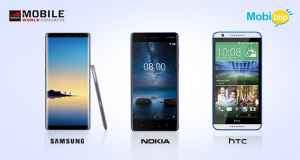 Samsung, Noika, HTC in MWC