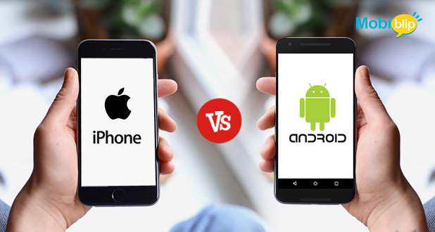 why android is better than iphone why iphone is better than android smartphone 5681