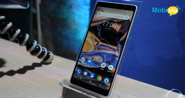 Just In: Nokia 7 Plus launched in India